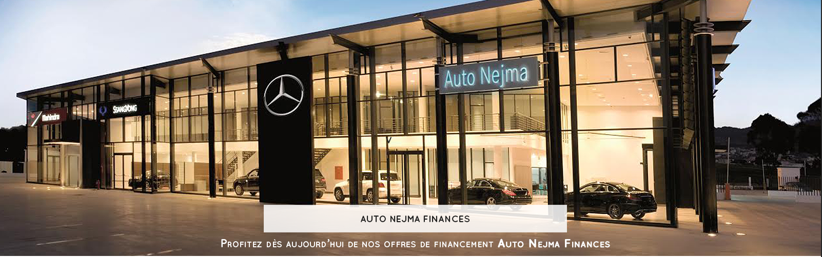 Auto Nejma finance
